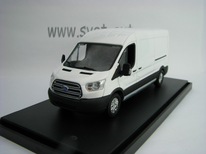 Ford Transit V363 2015 White 1:43 Greenlight